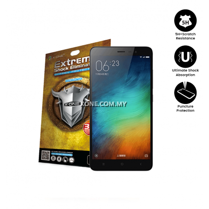 XiaoMi RedMi / HongMi 3 X-One Extreme Shock Eliminator Screen Protector