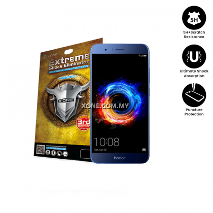 Huawei Honor 8 Pro X-One Extreme Shock Eliminator Screen Protector