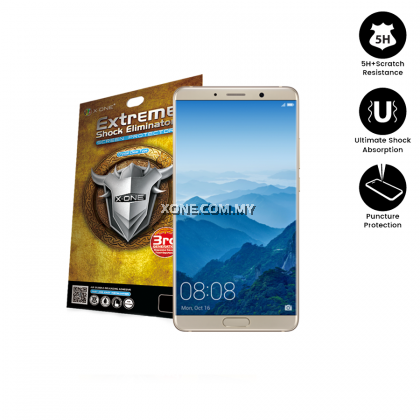 Huawei Mate 10 X-One Extreme Shock Eliminator Screen Protector