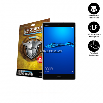 Huawei MediaPad M3 8.0 X-One Extreme Shock Eliminator Screen Protector