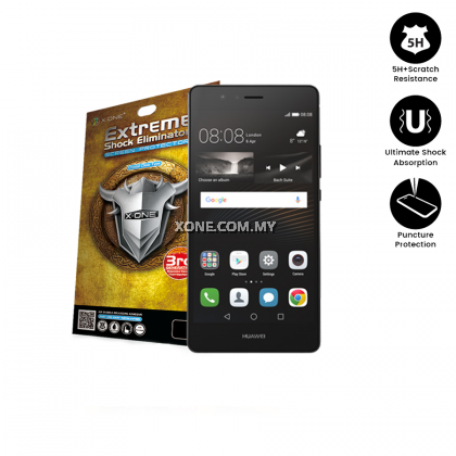 Huawei P9 Lite X-One Extreme Shock Eliminator Screen Protector