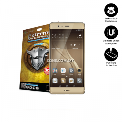 Huawei P9 Plus X-One Extreme Shock Eliminator Screen Protector