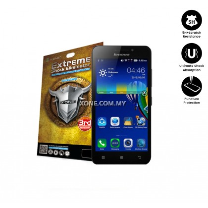 Lenovo A3600 X-One Extreme Shock Eliminator Screen Protector
