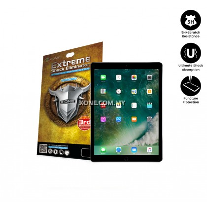 Apple iPad Pro 12.9 Extreme Shock Eliminator Screen Protector