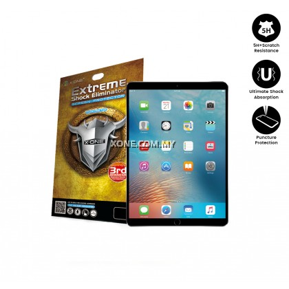 Apple iPad Pro 10.5 ( 2017 ) Extreme Shock Eliminator Screen Protector