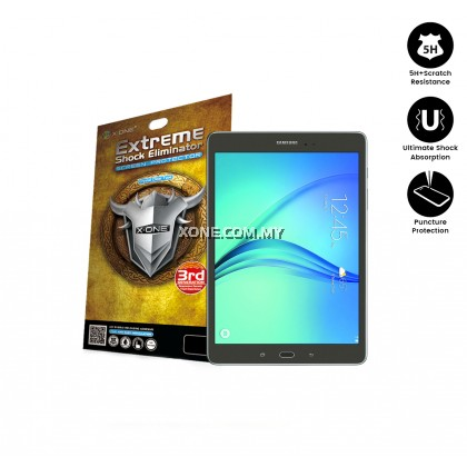 Samsung Tab A 9.7 ( T550 ) X-One Extreme Shock Eliminator Screen Protector