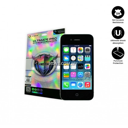 Apple iPhone 4 Ultimate Pro Screen Protector