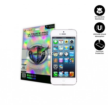 Apple iPhone 5 Ultimate Pro Screen Protector