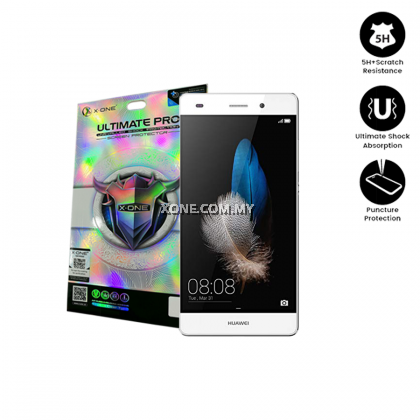 Huawei P8 Lite 2017 X-One Ultimate Pro Screen Protector