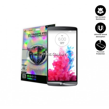 LG G3 ( D855 ) X-One Ultimate Pro Screen Protector