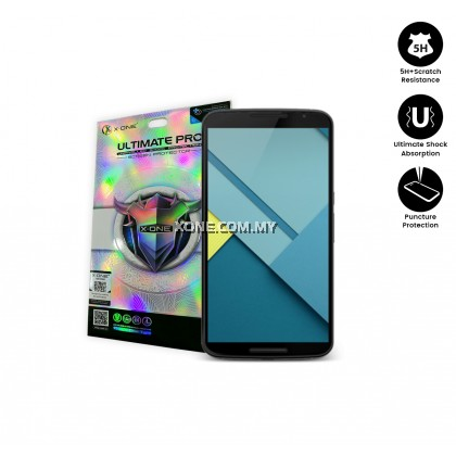 Motorola Moto X Pro ( Nexus 6 ) X-One Ultimate Pro Screen Protector