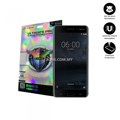 Nokia 6 X-One Ultimate Pro Screen Protector