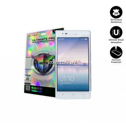 Oppo Mirror 3 X-One Ultimate Pro Screen Protector