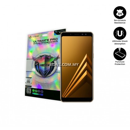 Samsung A8 Plus 2018 X-One Ultimate Pro Screen Protector