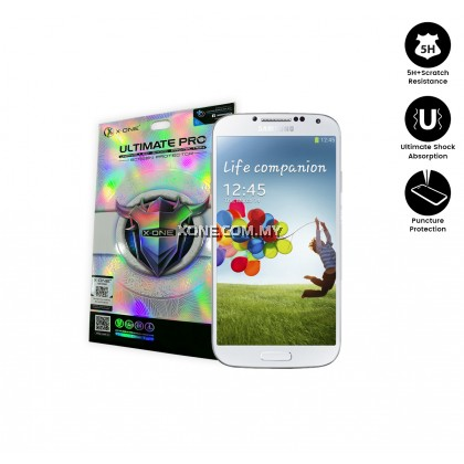 Samsung S4 i9500 X-One Ultimate Pro Screen Protector