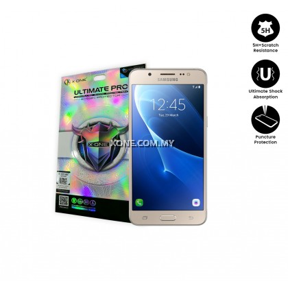 Samsung J5 2016 X-One Ultimate Pro Screen Protector