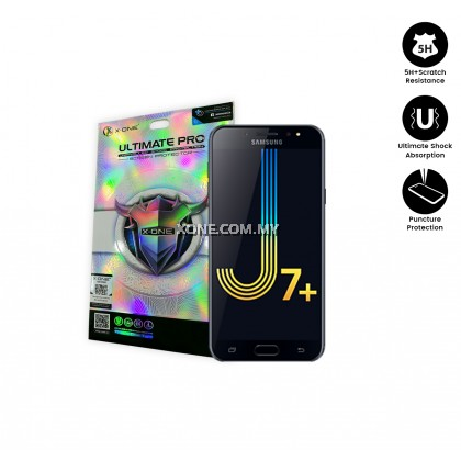 Samsung J7 Plus X-One Ultimate Pro Screen Protector