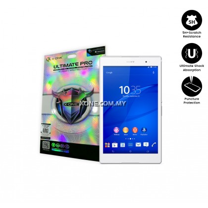 Sony Xperia Z3 Tablet X-One Ultimate Pro Screen Protector