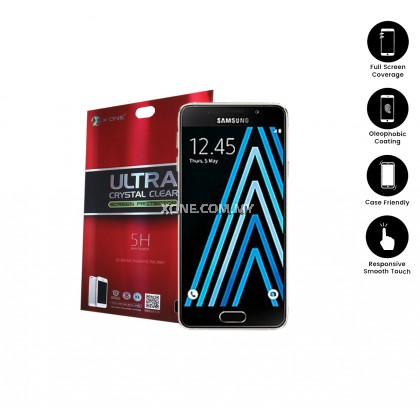 Samsung A3 2016 X-One Ultra Crystal Clear Screen Protector