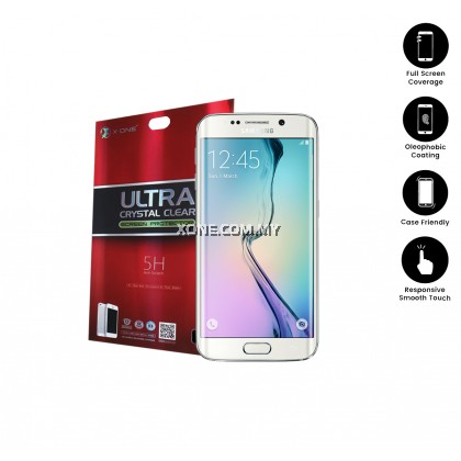 Samsung S6 Edge ( G925F ) X-One Ultra Crystal Clear Screen Protector