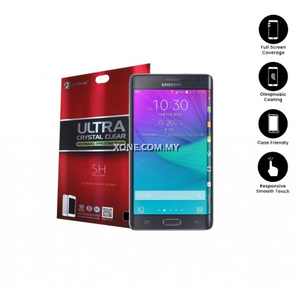 Samsung Note Edge X-One Ultra Crystal Clear Screen Protector