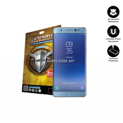 Samsung Note FE ( Fan Edition ) N935 X-One Extreme Shock Eliminator Screen Protector
