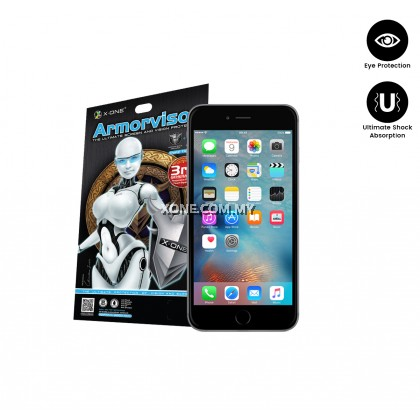Apple iPhone 6 Plus / 6s Plus / 6s+  Armorvisor Screen Protector