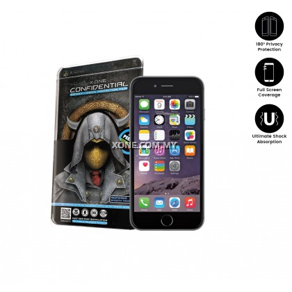 Apple iPhone 6 / iPhone 6s Confidential Screen Protector