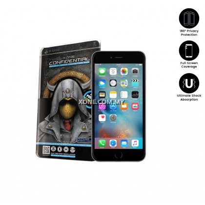 Apple iPhone 6 Plus / 6+ / 6s Plus Confidential Screen Protector