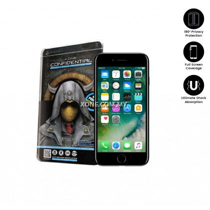 Apple iPhone 7  Confidential Screen Protector