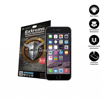 Apple iPhone 6 Matte Film Screen Protector