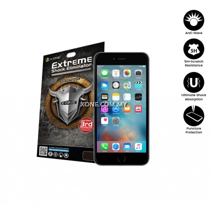 Apple iPhone 6+ / 6 Plus / 6s Plus Matte Film Screen Protector