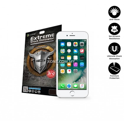 Apple iPhone 8 Matte Film Screen Protector