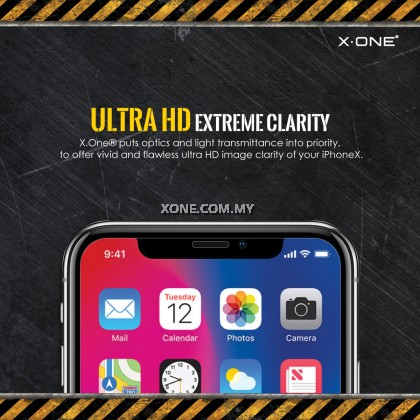 Huawei P20 X-One Extreme Shock Eliminator Screen Protector