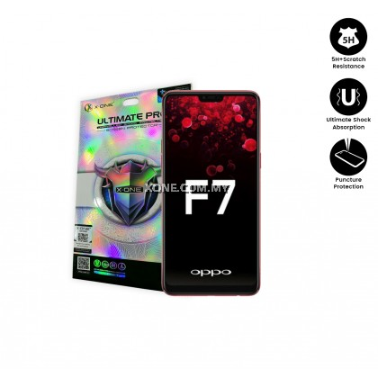Oppo A7 X-One Ultimate Pro Screen Protector | AUTHORISED X