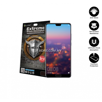 Huawei P20 Pro X-One Matte Film Screen Protector