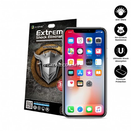 Apple iPhone X ( iPhone 10 ) Matte Film Screen Protector