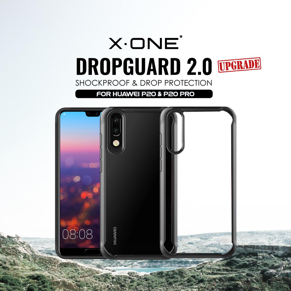 Huawei P20 Pro X-One Drop Guard Case (2nd Gen)